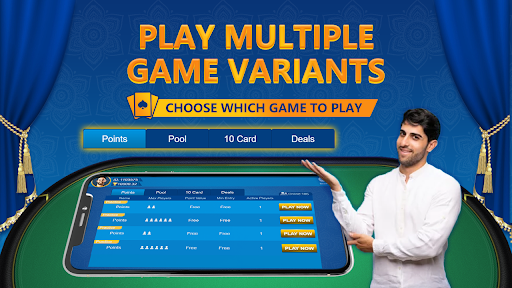 RummyGanesh - Indian Rummy Card Game Online 1.0 screenshots 4