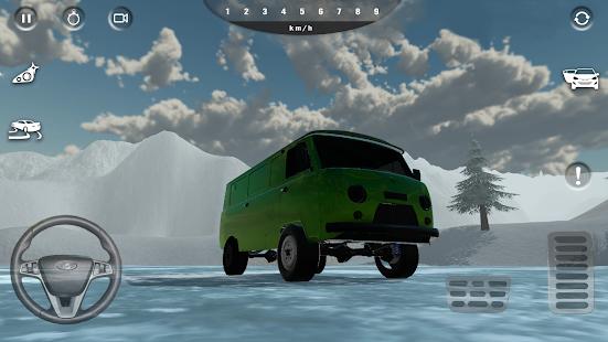 Russian Car Simulator mod apk