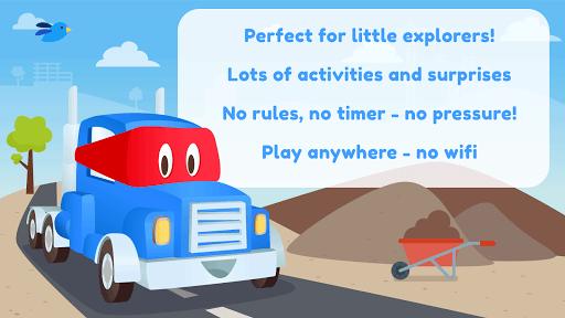 Carl the Super Truck Roadworks: Dig, Drill & Build 1.7.13 screenshots 8