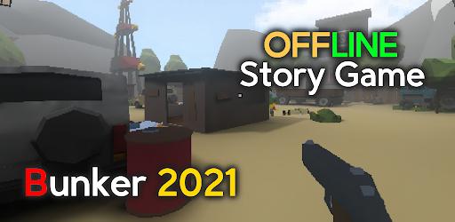 Bunker 2021 - Story Horror Game Apkfinish screenshots 6