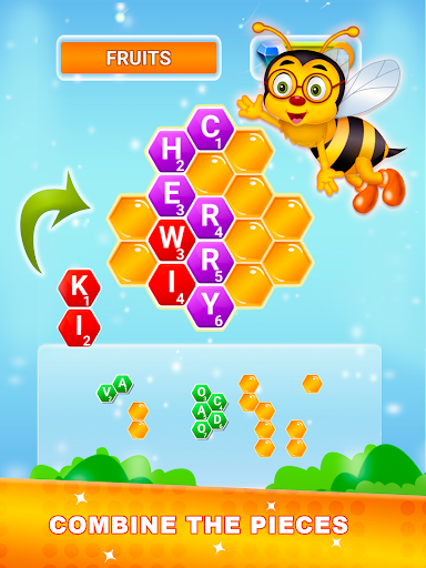 Word Little Bees  screenshots 14