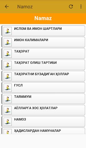 Namoz Kitobi 2020 1.3 Screenshots 11