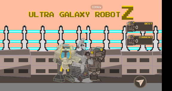 Ultra Galaxy Robot: Z Hack Game Android & iOS 1