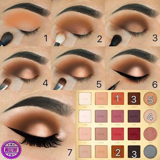 i learn to make up (face, eye, lip) 14.0.16 Screenshots 2
