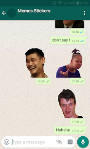 😂Meme Stickers for WAStickerApps Apk Download NEW 2021 2