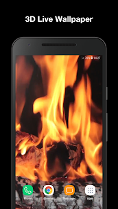 Real Fire Live Wallpaper For Pc – Free Download – Windows And Mac 1