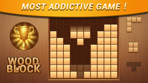Wood Block - Classic Block Puzzle Game 1.0.7 screenshots 6