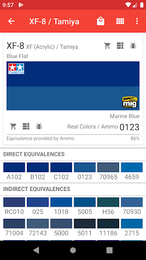Hobby Color Converter android2mod screenshots 4