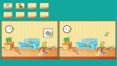 Игра для развития памяти детей screenshot thumbnail