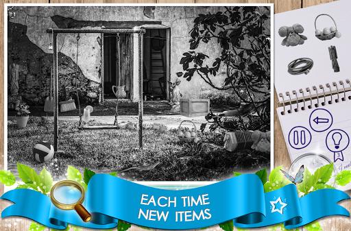 mystery of the foto album: hidden object screenshot 2