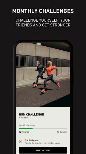 PUMATRAC Home Workouts, Training, Running, Fitness 4.16.1 Screenshots 6