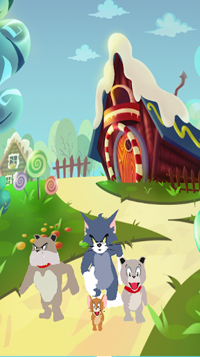Code Triche Tom Cat and Jerry Mouse and friends Endless Run (Astuce) APK MOD screenshots 1