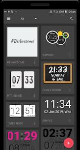 UCCW – Ultimate custom widget Mod Apk v4.8.9 (Donate) 1