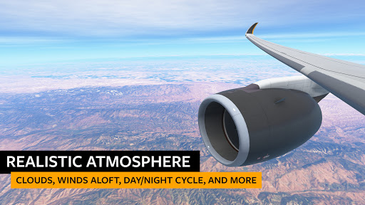 Infinite Flight - Flight Simulator Varies with device screenshots 2