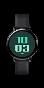 BigNums Watch Face for Wear OS 3