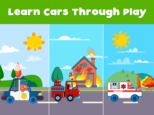 EduKid: Educational Car Games for Boys & Girls  Pc-softi 13