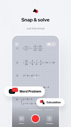 Gauthmath u2013 Math Problem Solver with Math Tutors screenshots 3