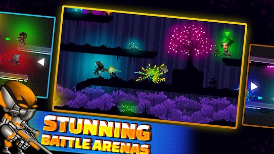 Neon Blasters Multiplayer Shooting Online Hack Game Android & iOS 1