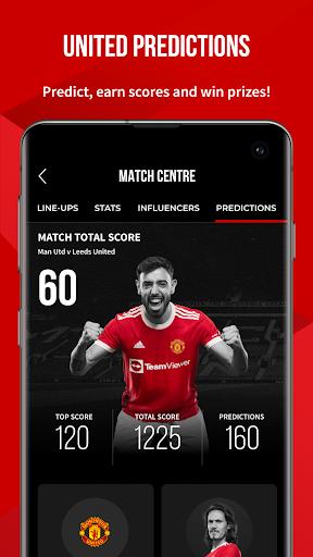 Manchester United Official App apktram screenshots 3