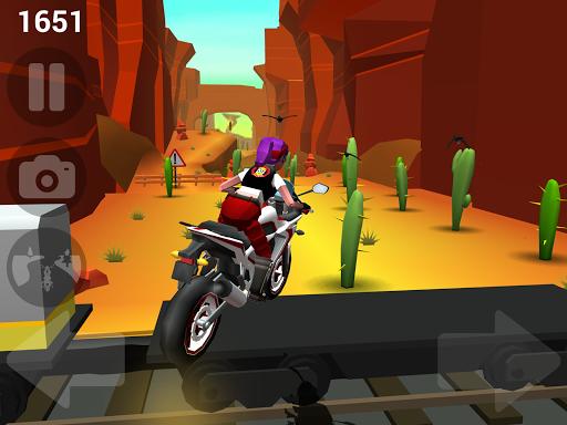 Faily Rider apktram screenshots 8