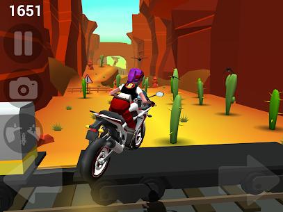 Faily Rider Mod Apk 10.48 (Free Shopping) 8