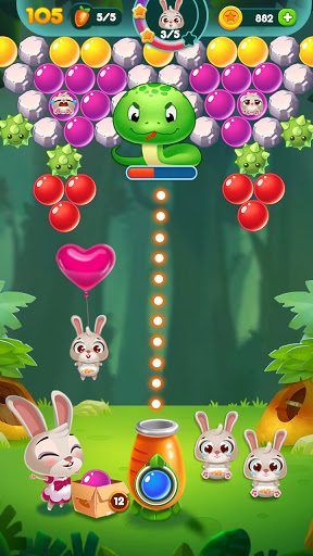 Bubble Bunny: Animal Forest 1.0.3 screenshots 6