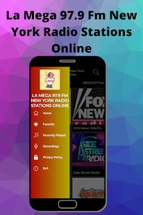 La Mega 97.9 Fm New York Radio Stations Online