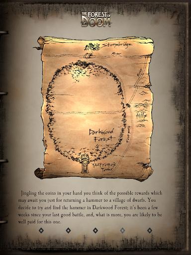 Fighting Fantasy Classics u2013 text based story game apkdebit screenshots 12