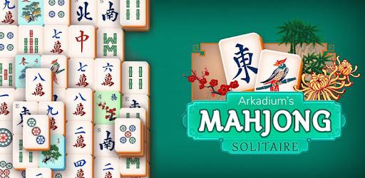 Arkadium S Mahjong Solitaire Majong Classic Game التطبيقات على Google Play