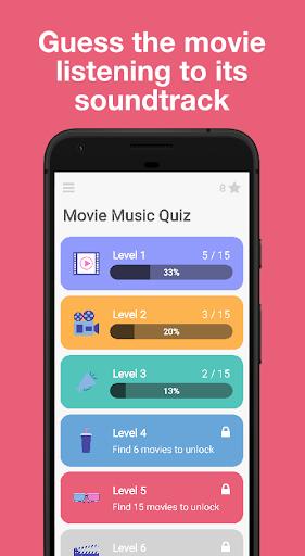 Movie Music Quiz - Soundtracks Blindtest  screenshots 1