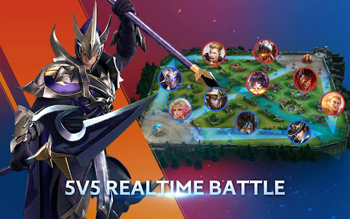 Arena of Valor: 5v5 Battle Screenshot