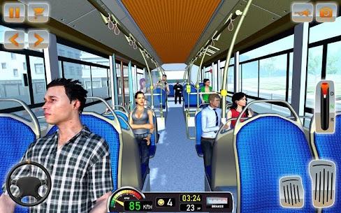 Modern Bus Driving Simulator: Bus Games 2021 4