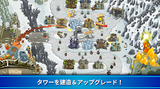 Kingdom Rush - タワーディフェンス戦争: サバイバル戦略アクションのおすすめ画像2