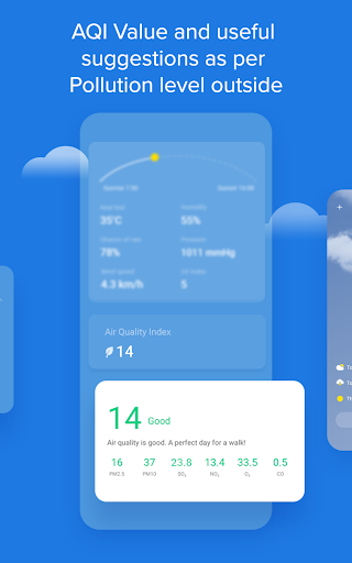 Weather - By Xiaomi modavailable screenshots 2