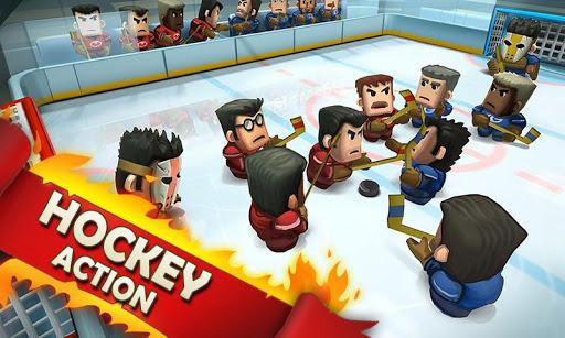 Ice Rage: Hockey Multiplayer game