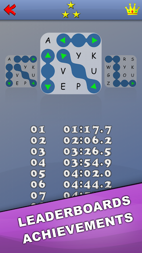 Word Search, Play infinite number of word puzzles Apkfinish screenshots 9