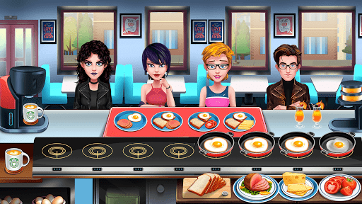 Cooking Chef - Food Fever 3.6 screenshots 6