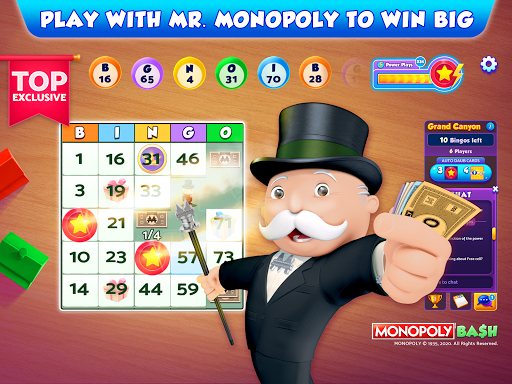 Bingo Bash featuring MONOPOLY: Live Bingo Games  screenshots 9