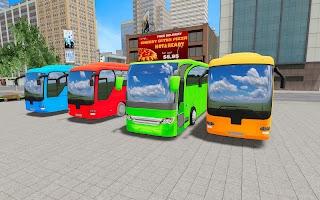 City Coach Modern Bus Simulator :Free Bus Games