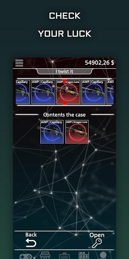 Case Simulator Online - open cs go cases here.  screenshots 5