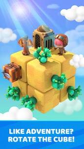 3D Cube Adventure: Puzzle Game Mod Apk (Unlimted Money/Energy) 2