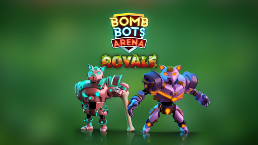 Bomb Bots Arena - Multiplayer Bomber Brawl 0.6.820 screenshots 1