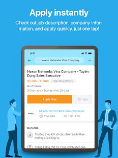 VietnamWorks-Job Search