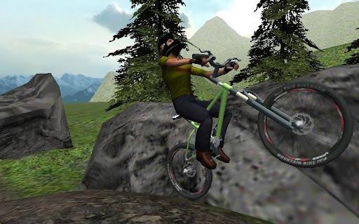 Mountainud83dudeb4u200d Bike Rider: Freestyle Riding Game 2019 apkpoly screenshots 1