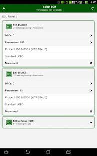 MotorData OBD Car Diagnostics. ELM OBD2 scanner 1.23.08.944 Screenshots 11