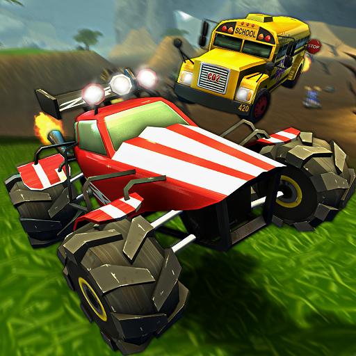 Crash Drive 2:Racing 3D multi