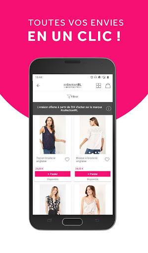 Showroomprivu00e9 : ventes privu00e9es de grandes marques  Screenshots 4