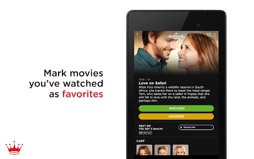 Hallmark Movie Checklist android2mod screenshots 15