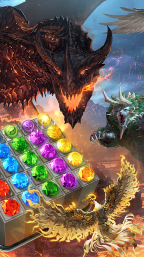 Legendary: Game of Heroes - Fantasy Puzzle RPG apkslow screenshots 5