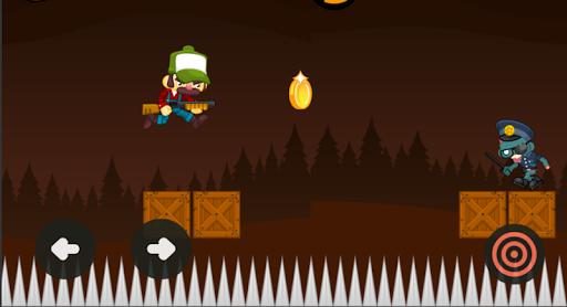Télécharger Zombies Hunter Hero APK MOD (Astuce) screenshots 1
